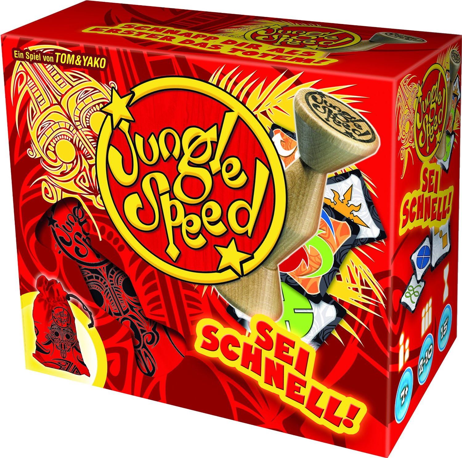 Spiel Jungle Speed