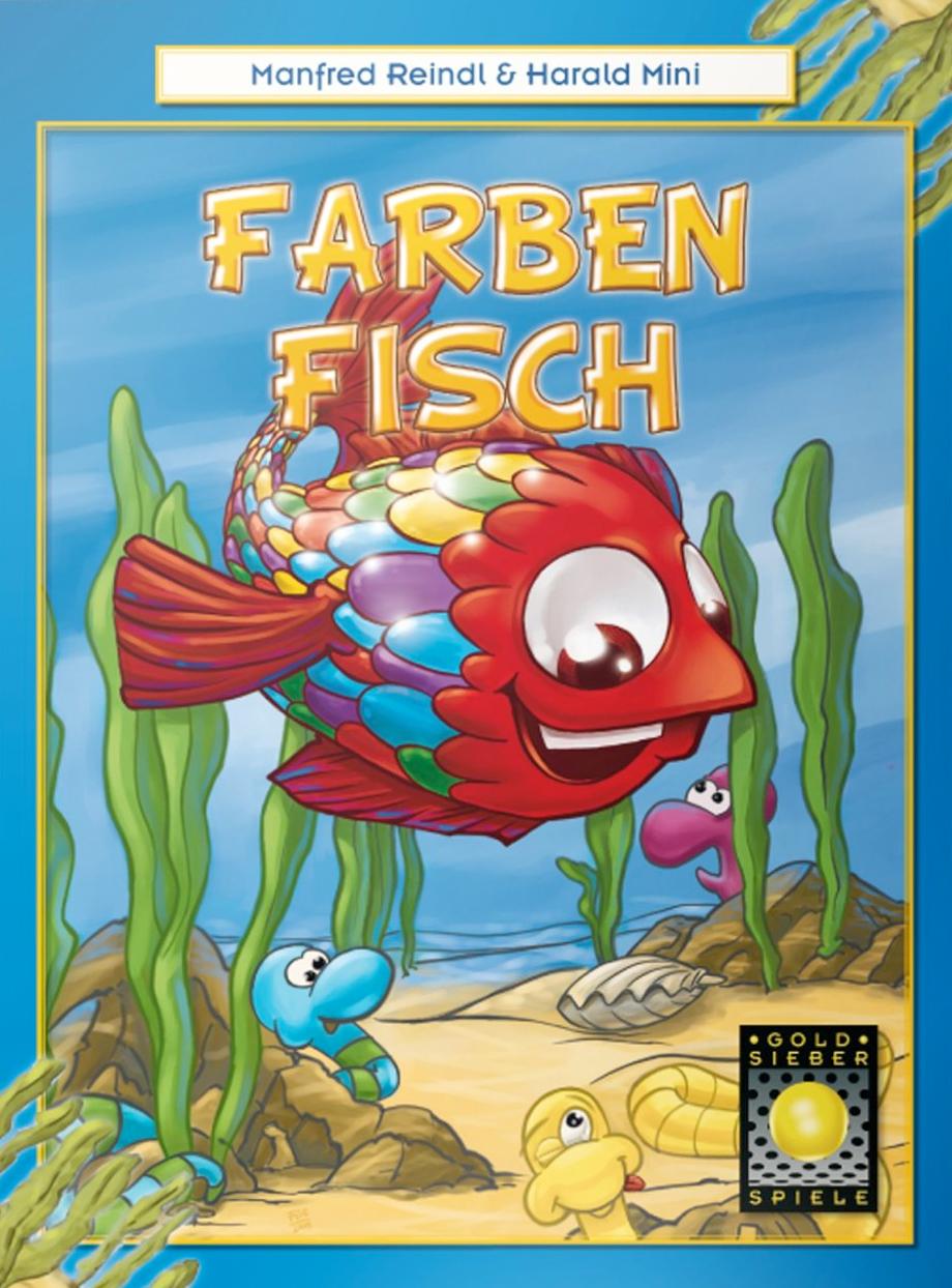 Farben Fische, Spiel, Anleitung und Bewertung auf Alle Brettspiele ...