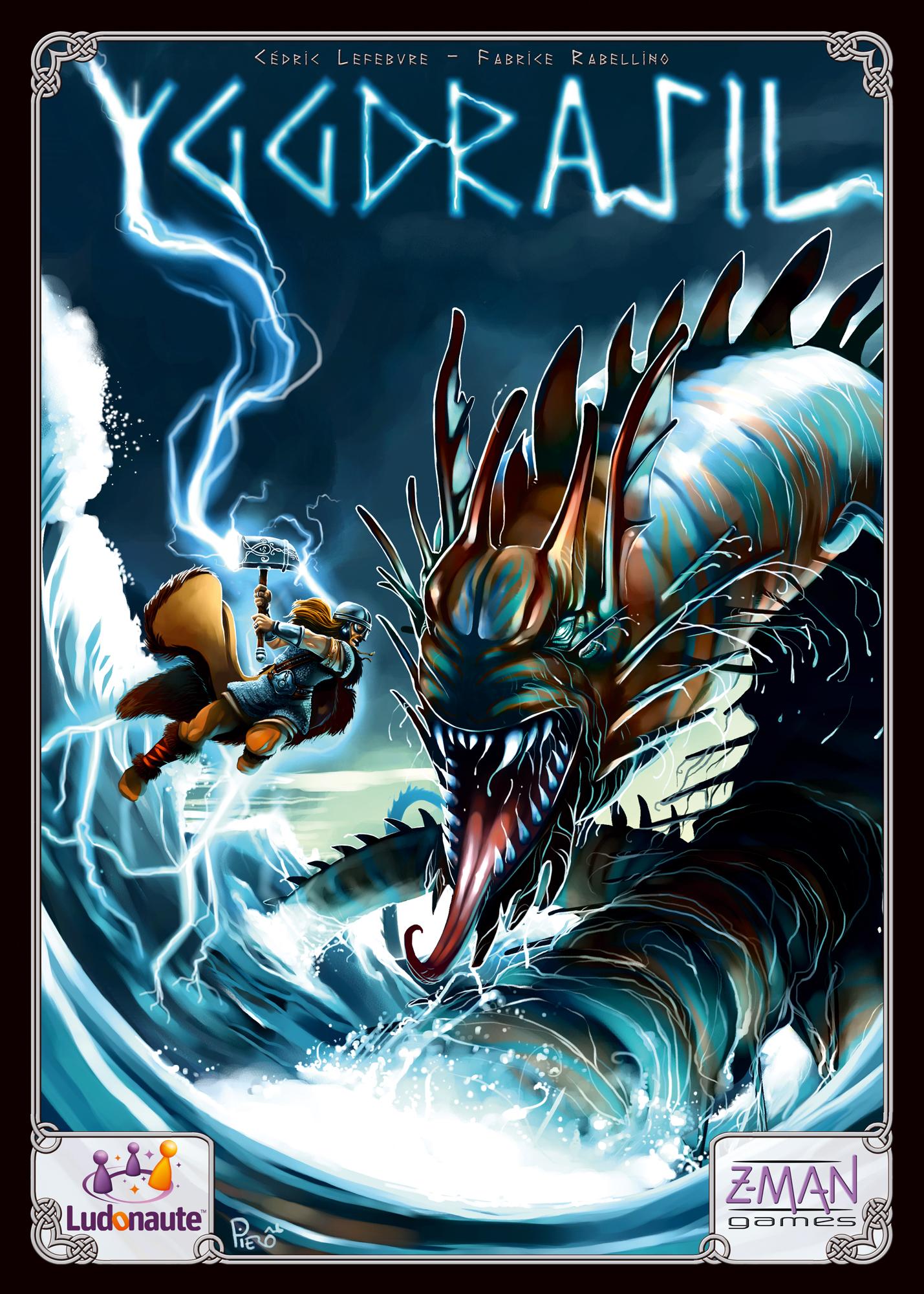 Yggdrasil Spiel