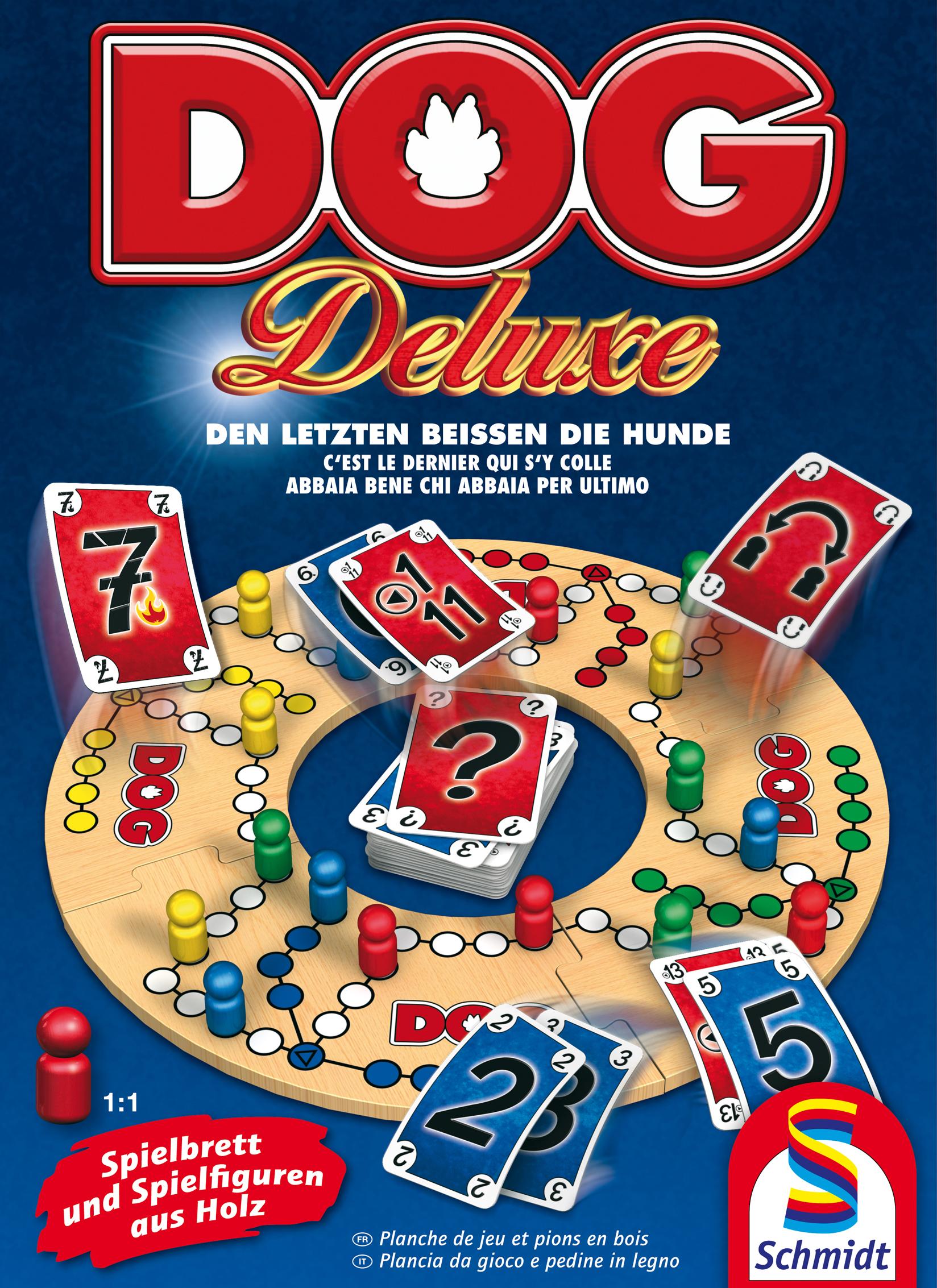 Dog Spielanleitung