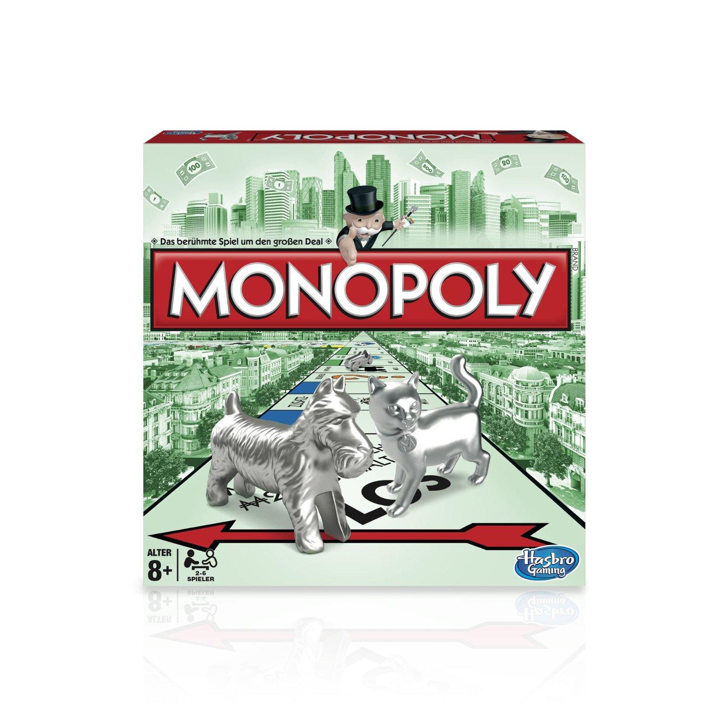 Anleitung Monopoly