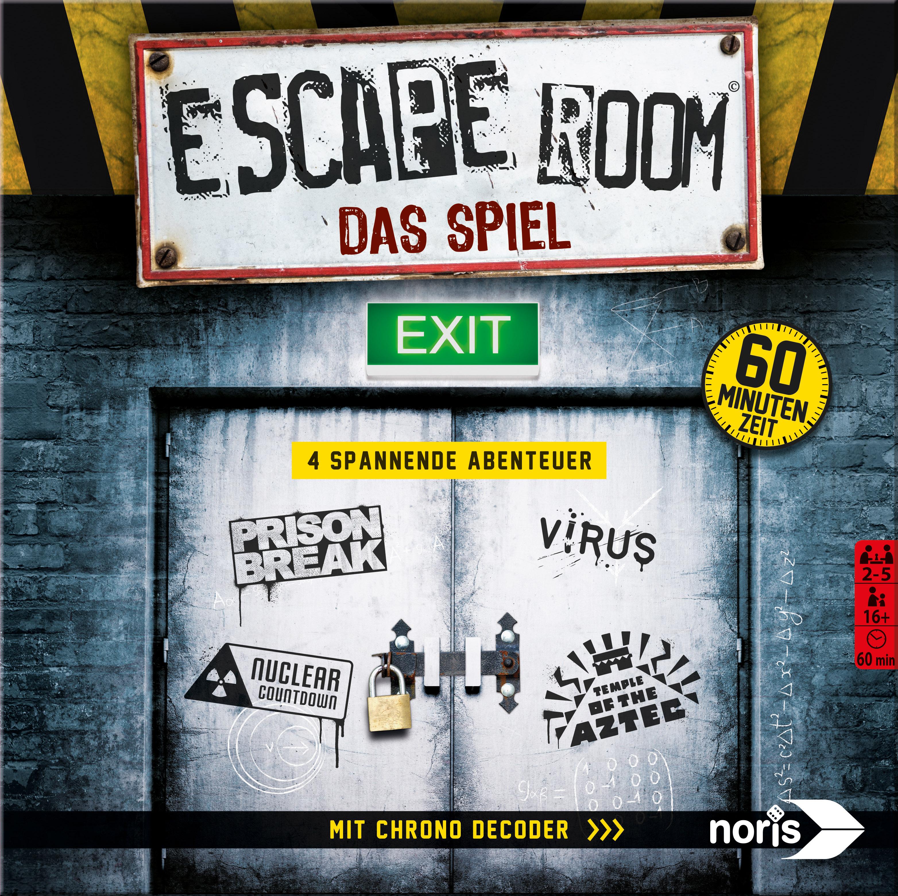 Escape Room Das Spiel Spiel Anleitung Und Bewertung Auf