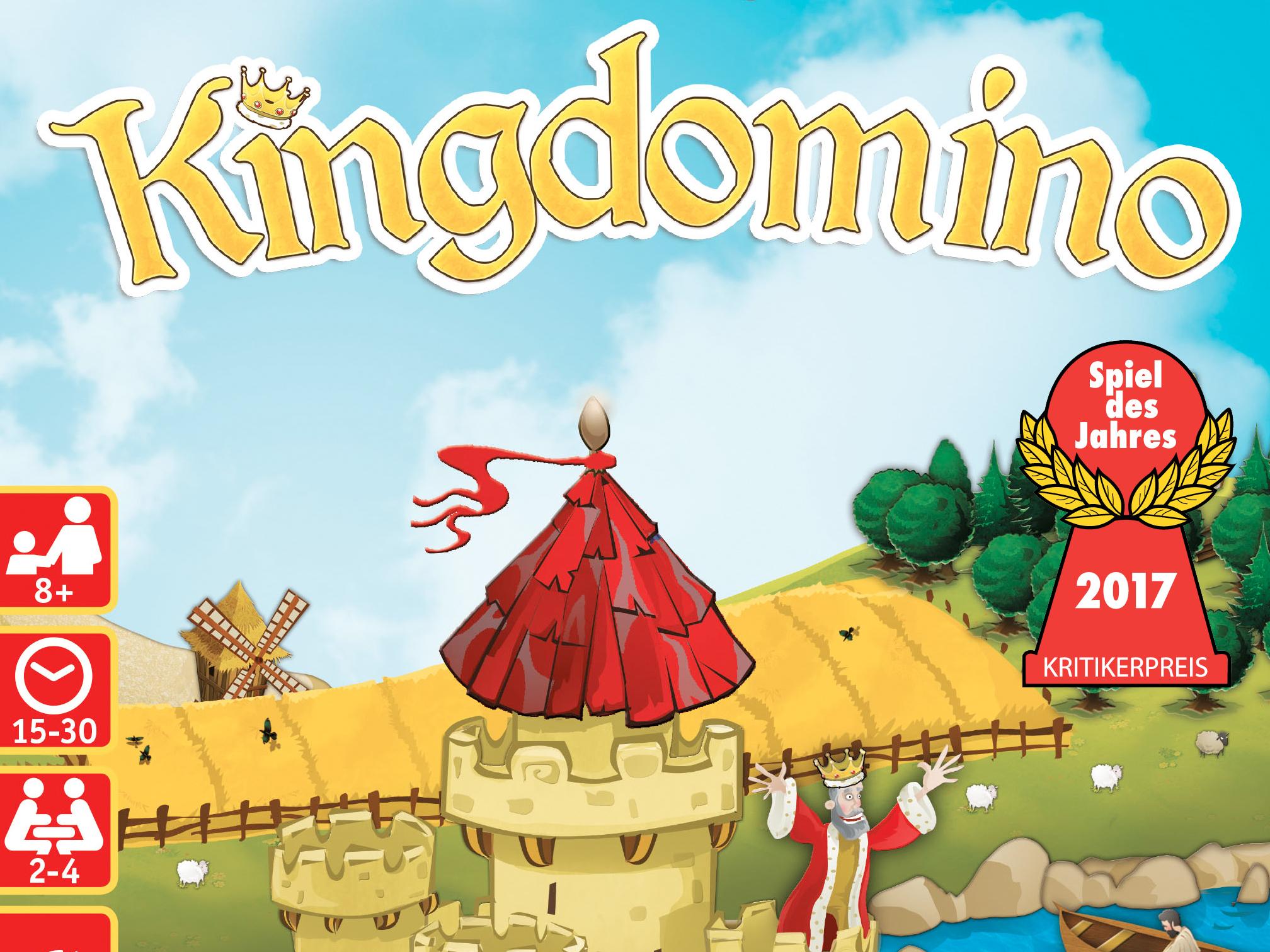 Kingdomino Regeln