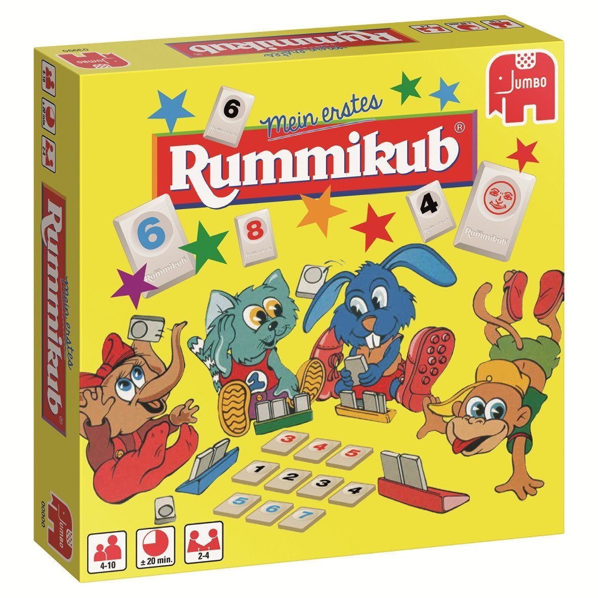 Anleitung Rummikub