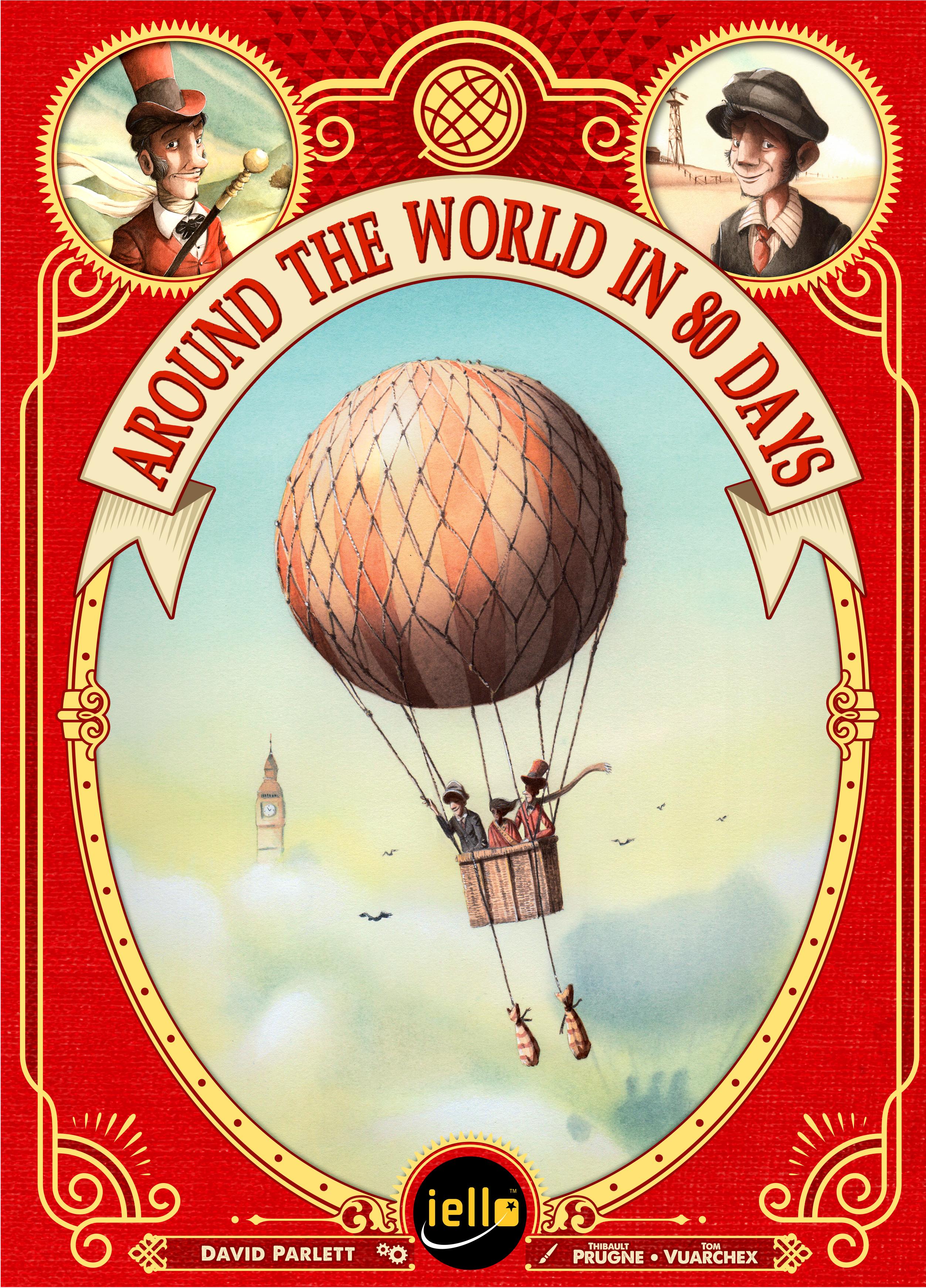 Around the world in seven days 3