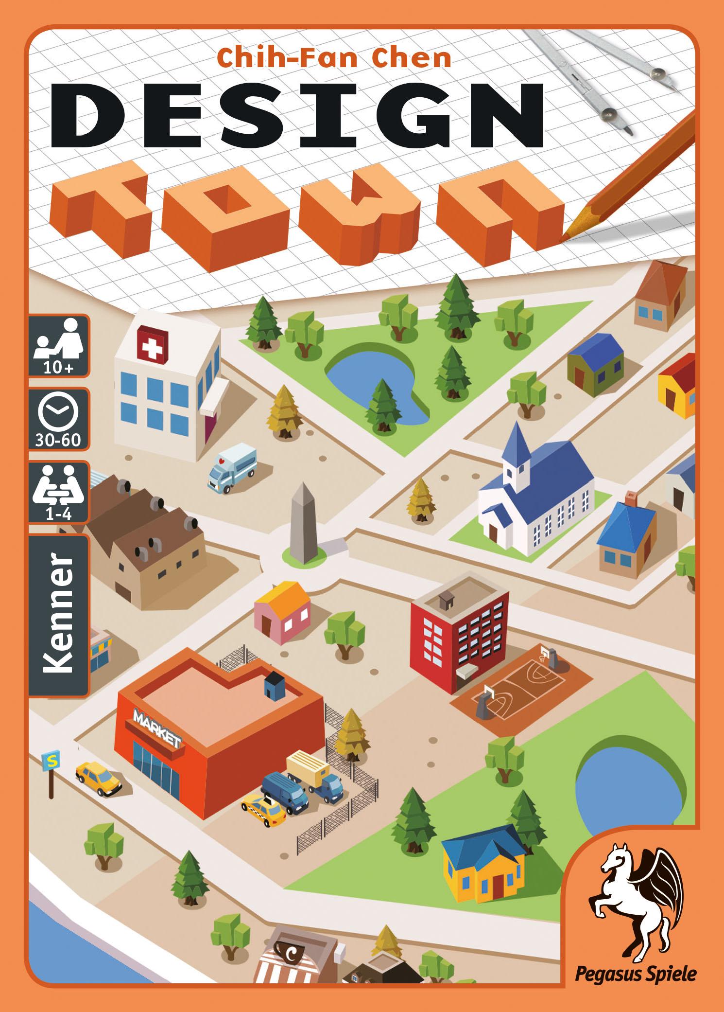 design town spiel anleitung und bewertung auf alle brettspiele bei. Black Bedroom Furniture Sets. Home Design Ideas