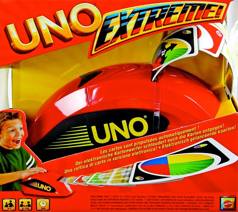 Anleitung Uno