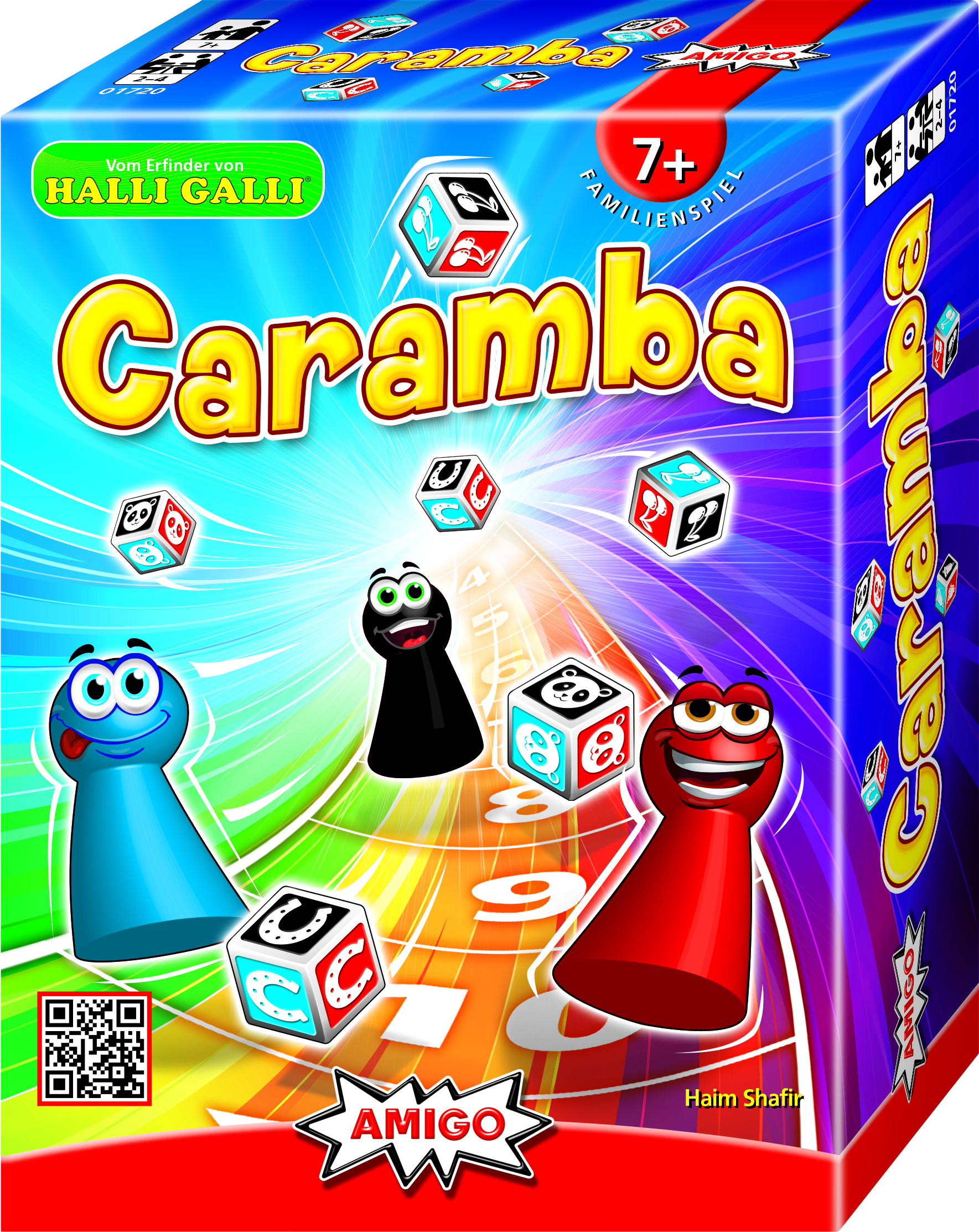 Caramba Spiel