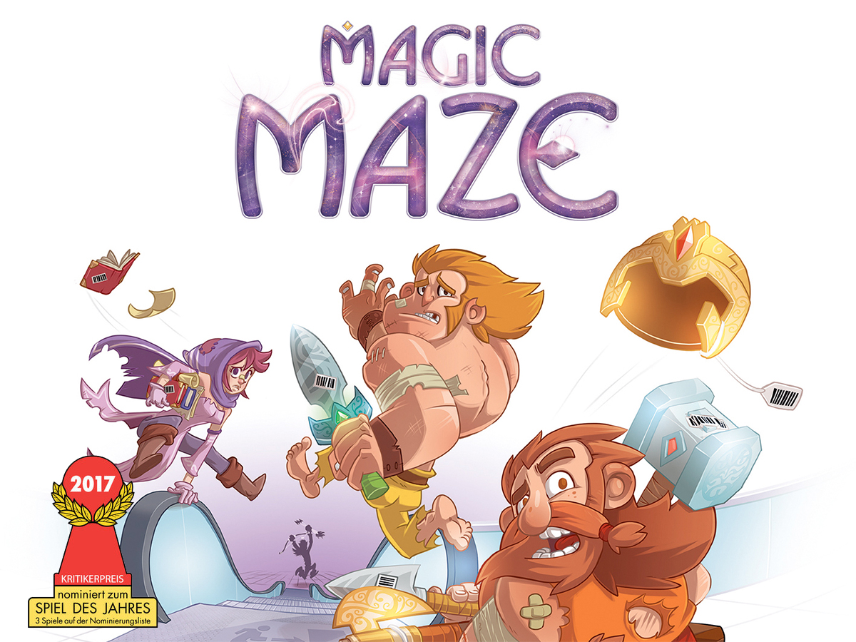Magic Spiele