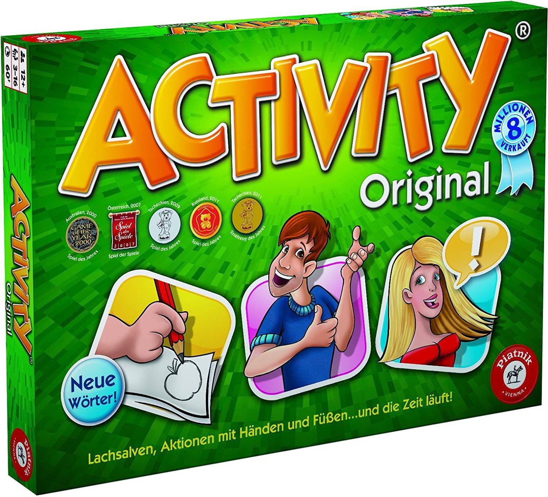 Activity Das Spiel
