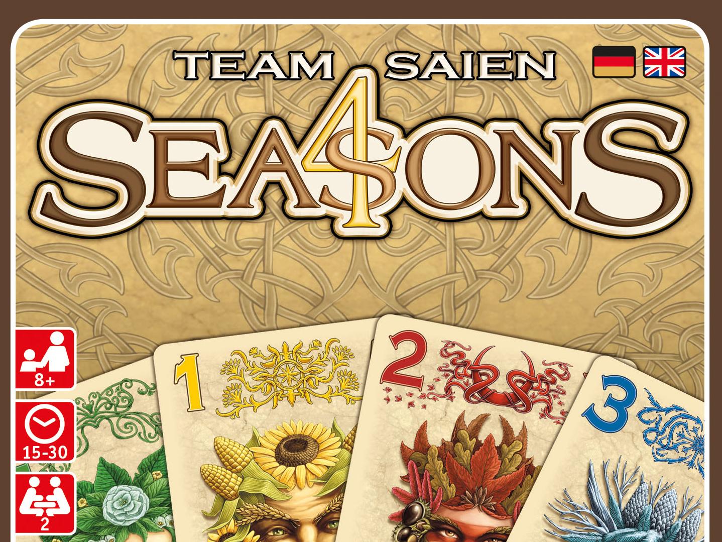 4 seasons spiel anleitung und bewertung auf alle