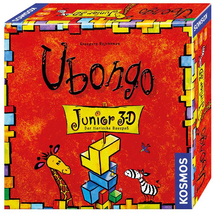 Ubongo Spielanleitung