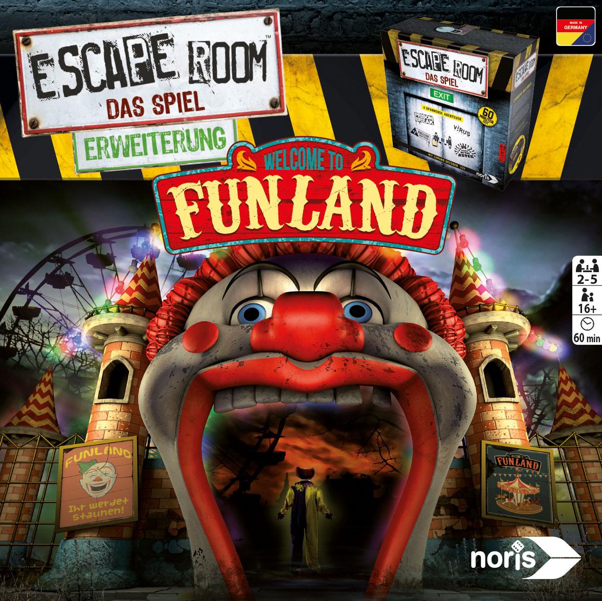 Escape Spiele Deutsch