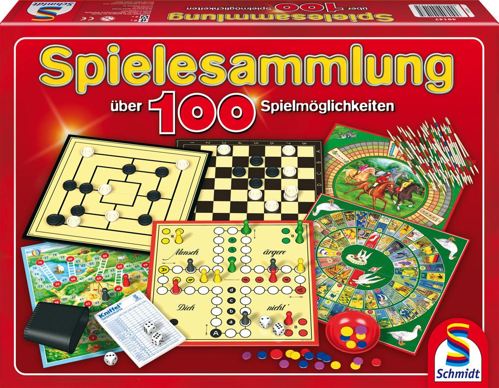 100 Spiel