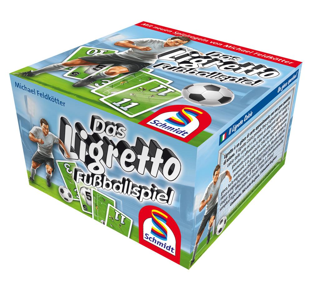 Ligretto Spiel