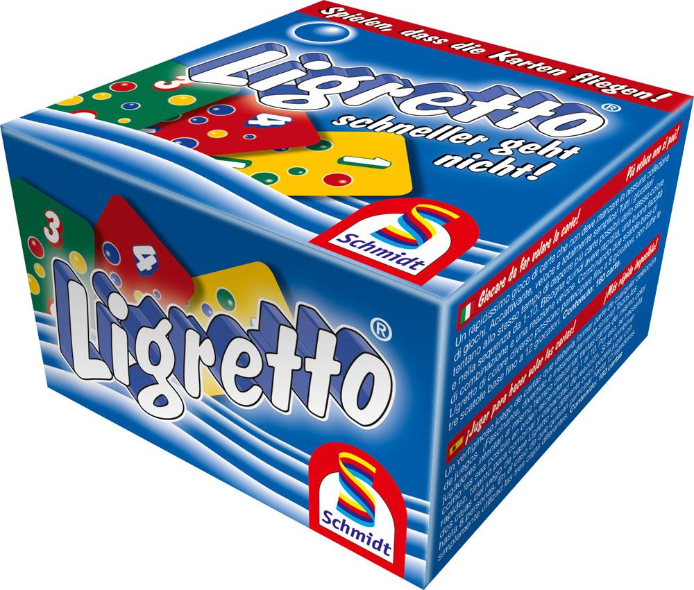 Ligretto Kartenspiel