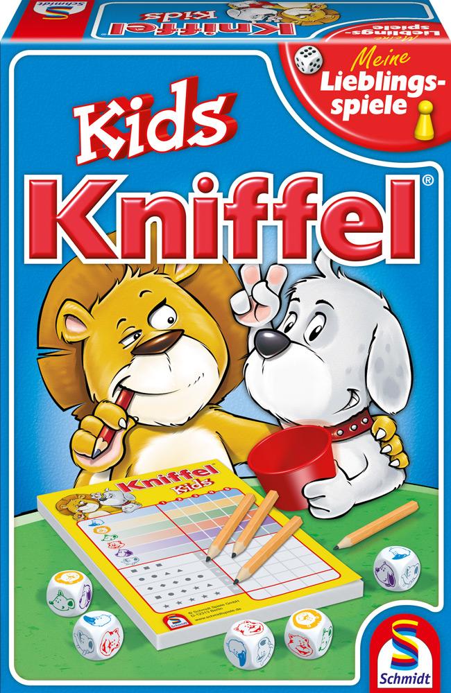 Kniffel Kids Anleitung
