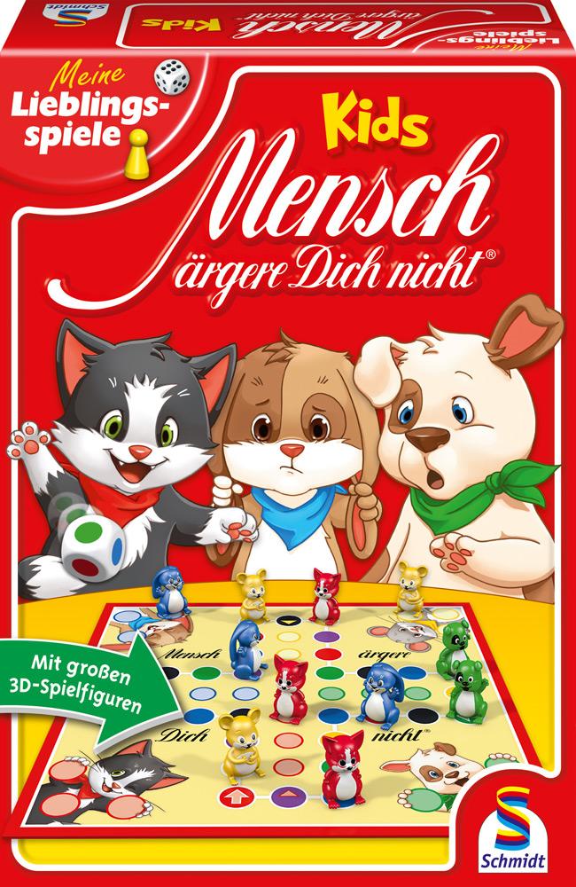 Anleitung Mensch ärgere Dich Nicht