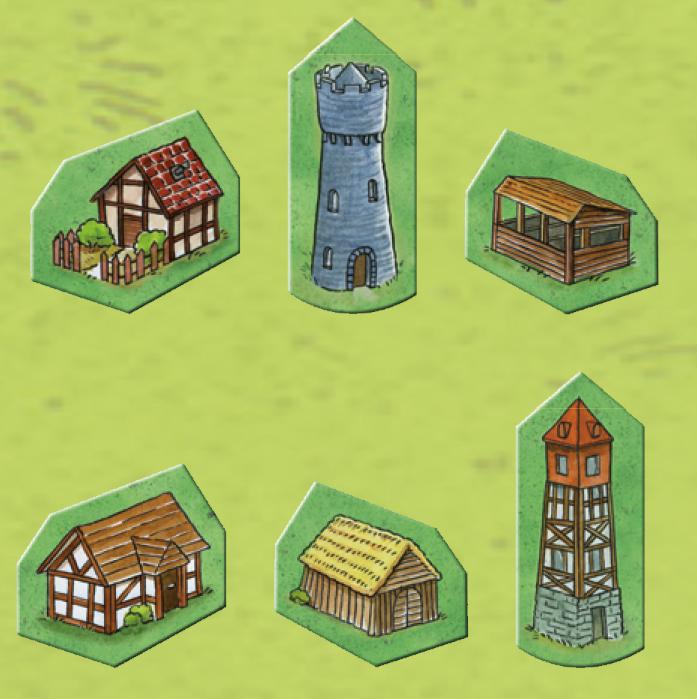 Carcassonne Spiel Anleitung