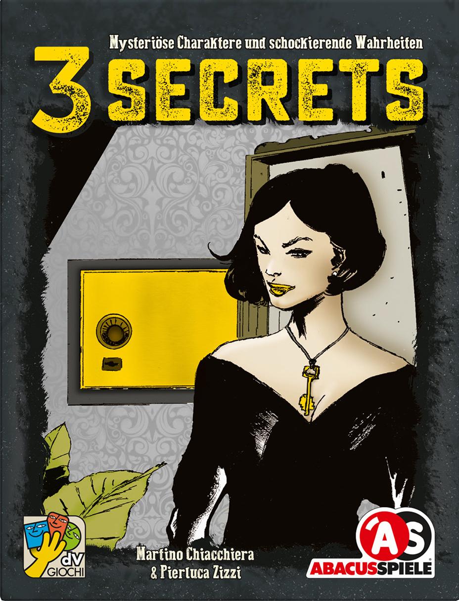 Secrets De Anmeldung