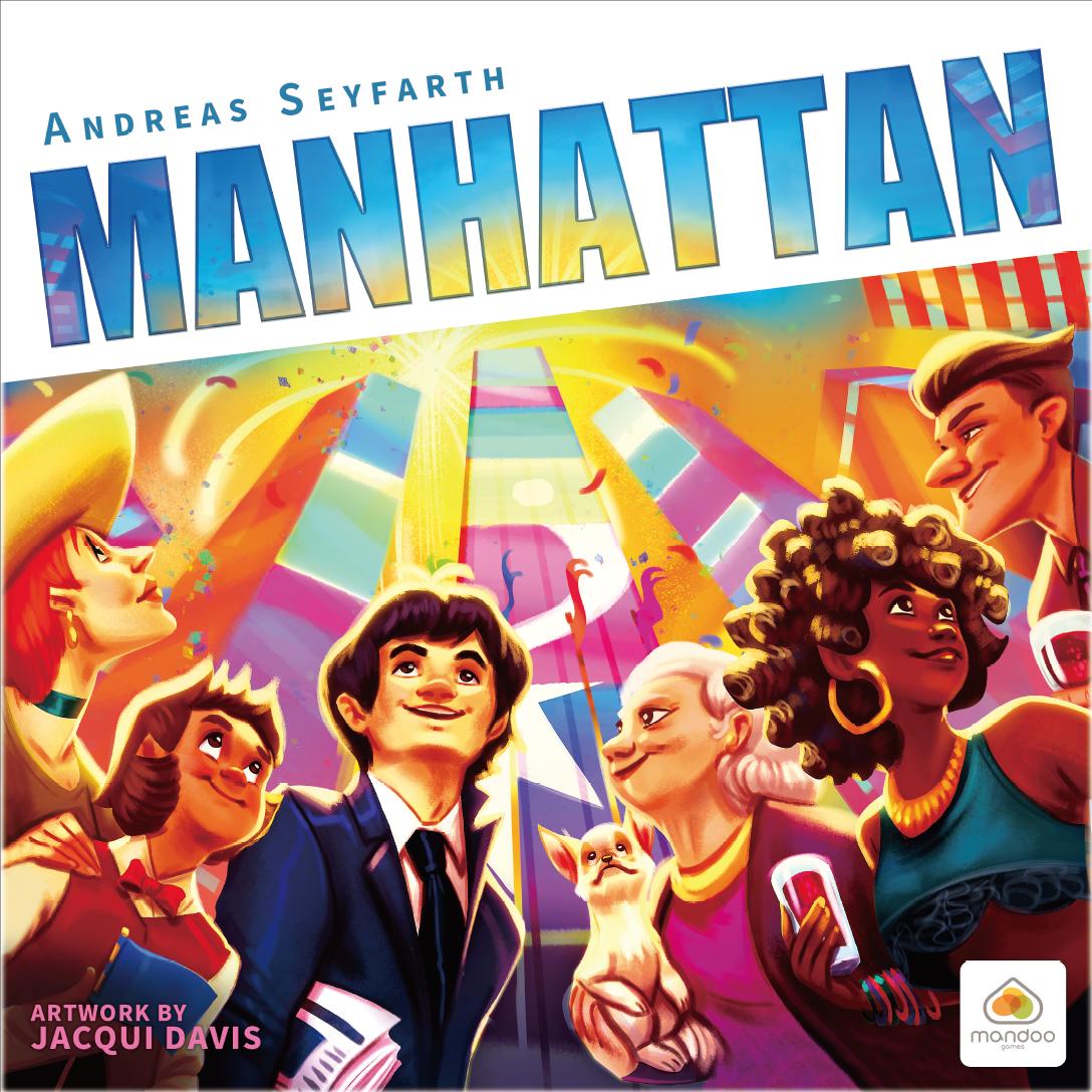 Manhattan Spiel