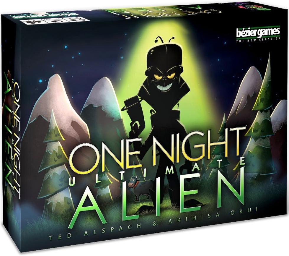 Alien Spiel