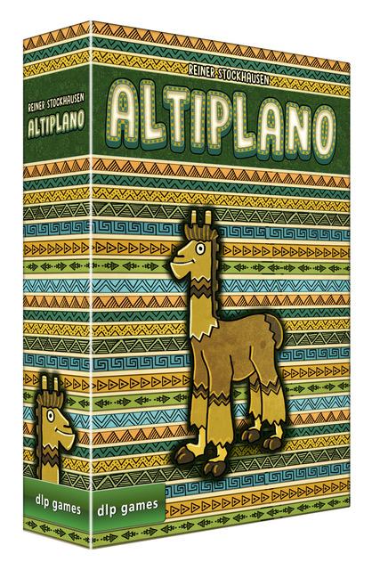Altiplano Spiel