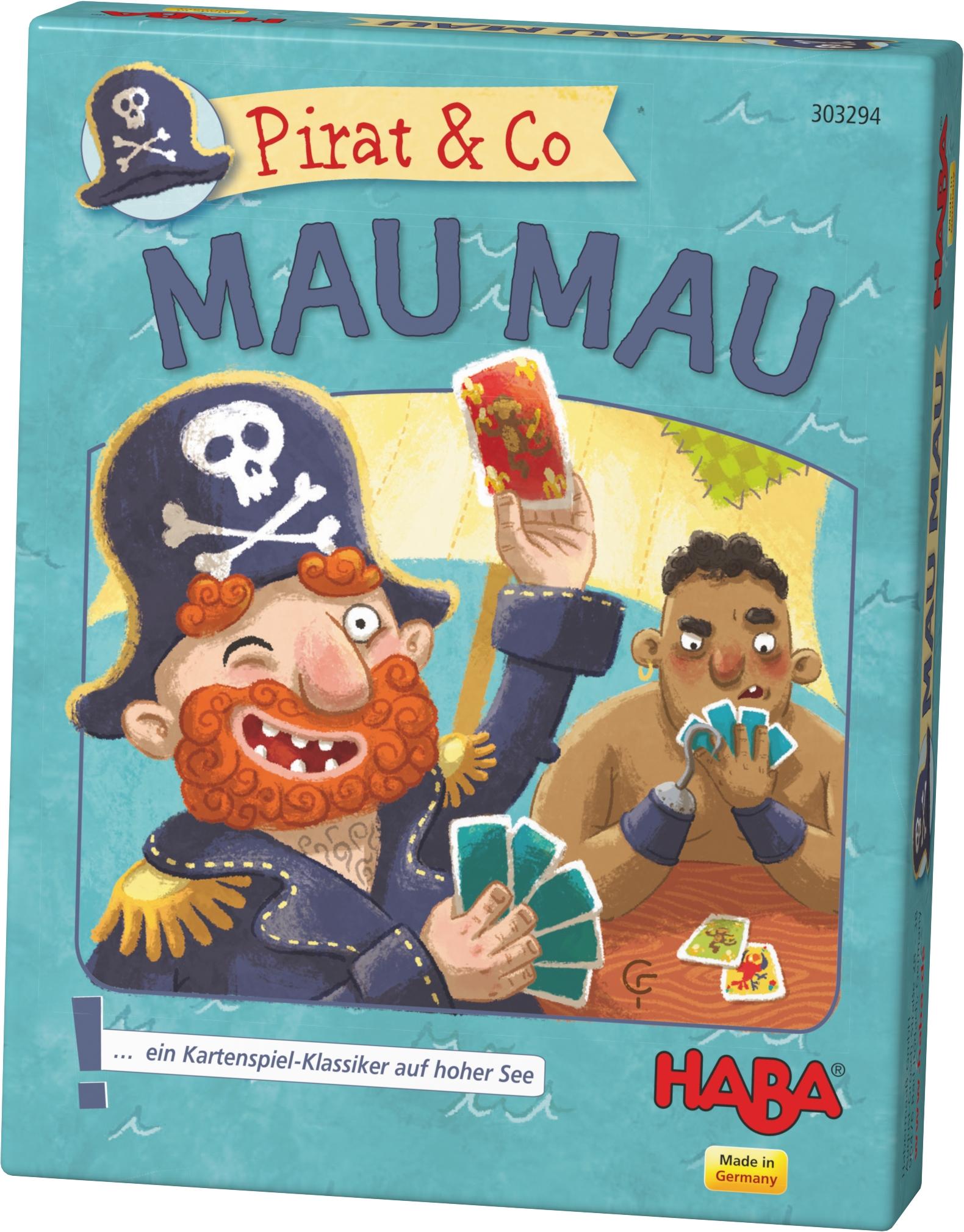Mau Mau Tricks