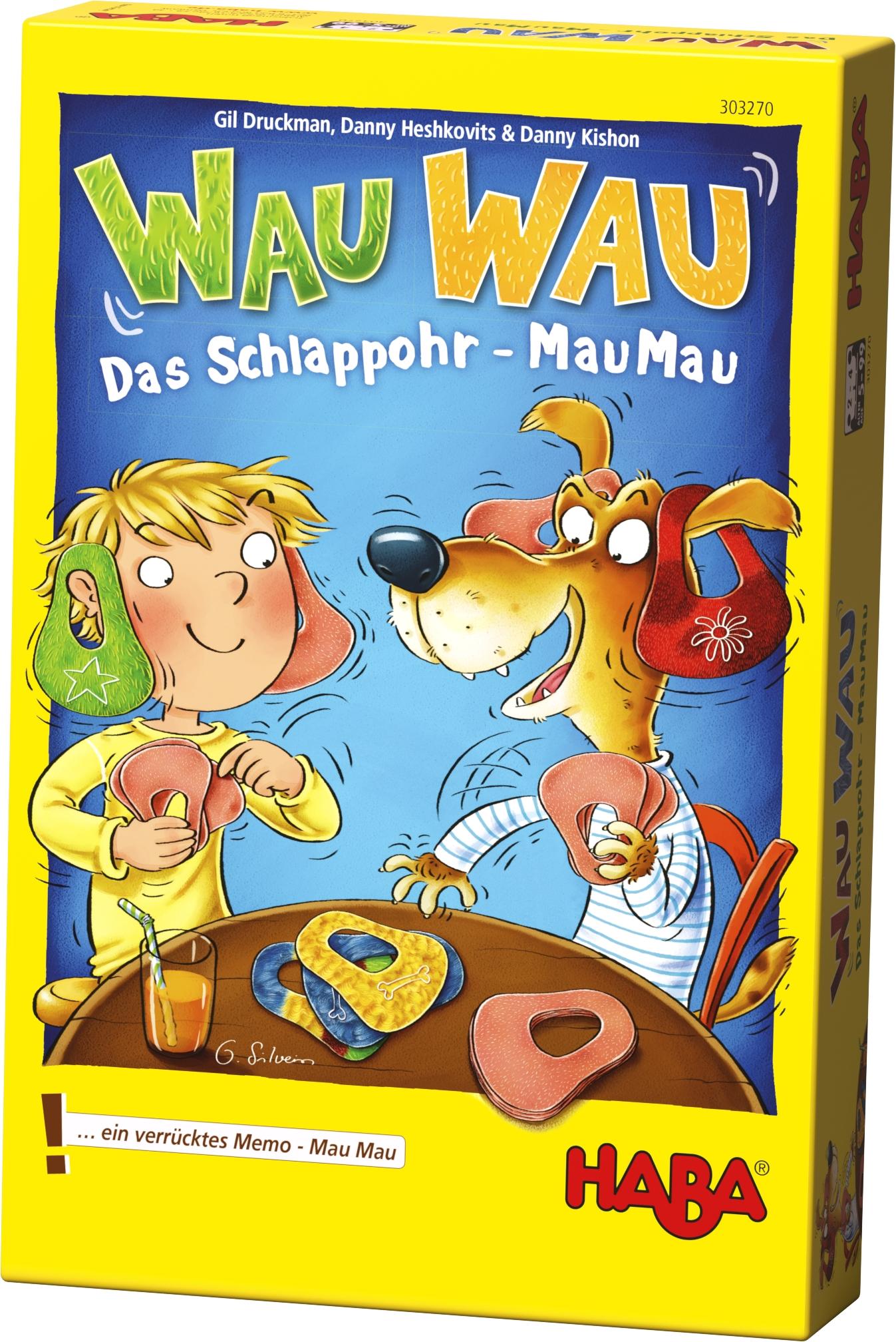 Anleitung Mau Mau