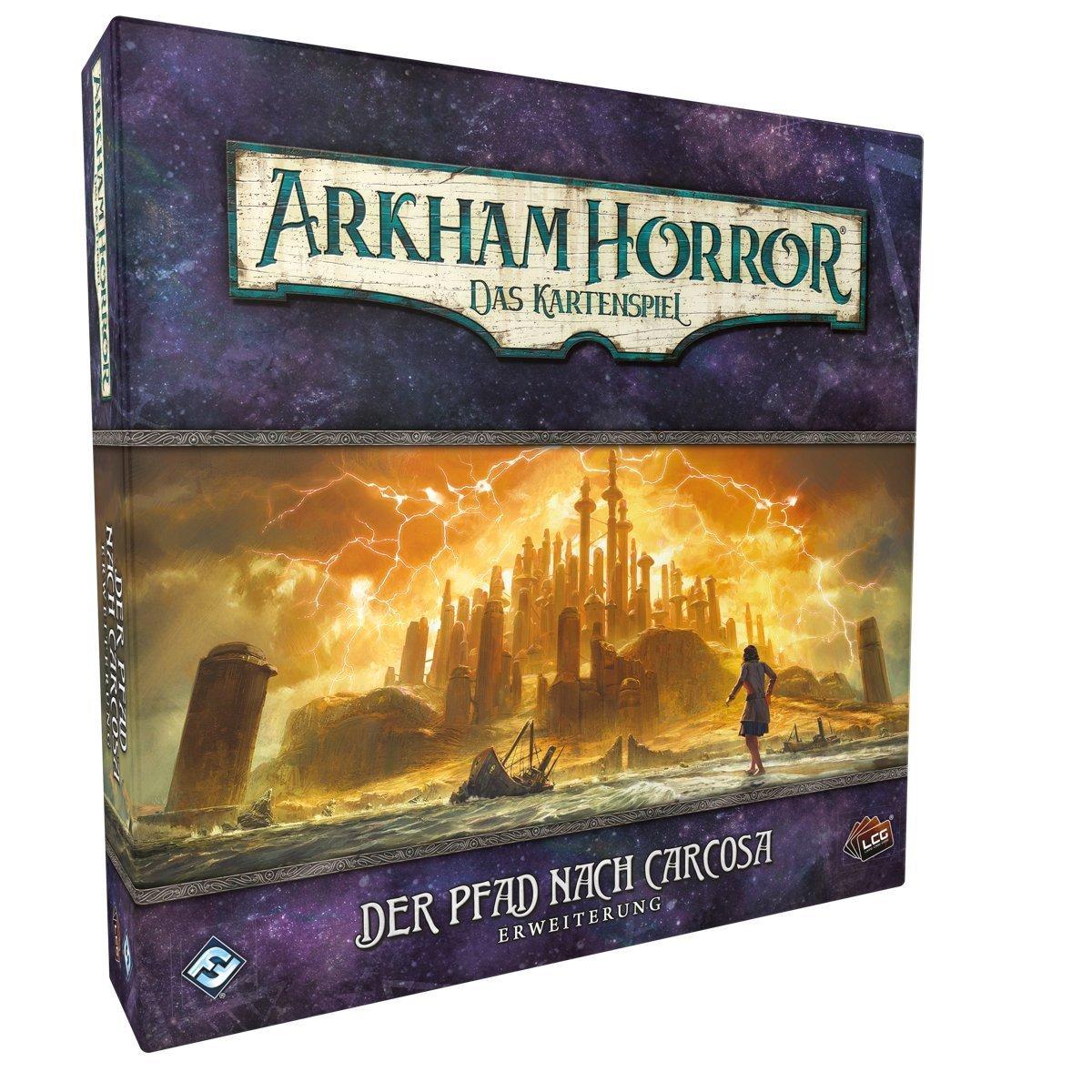 Arkham Horror Kartenspiel Anleitung