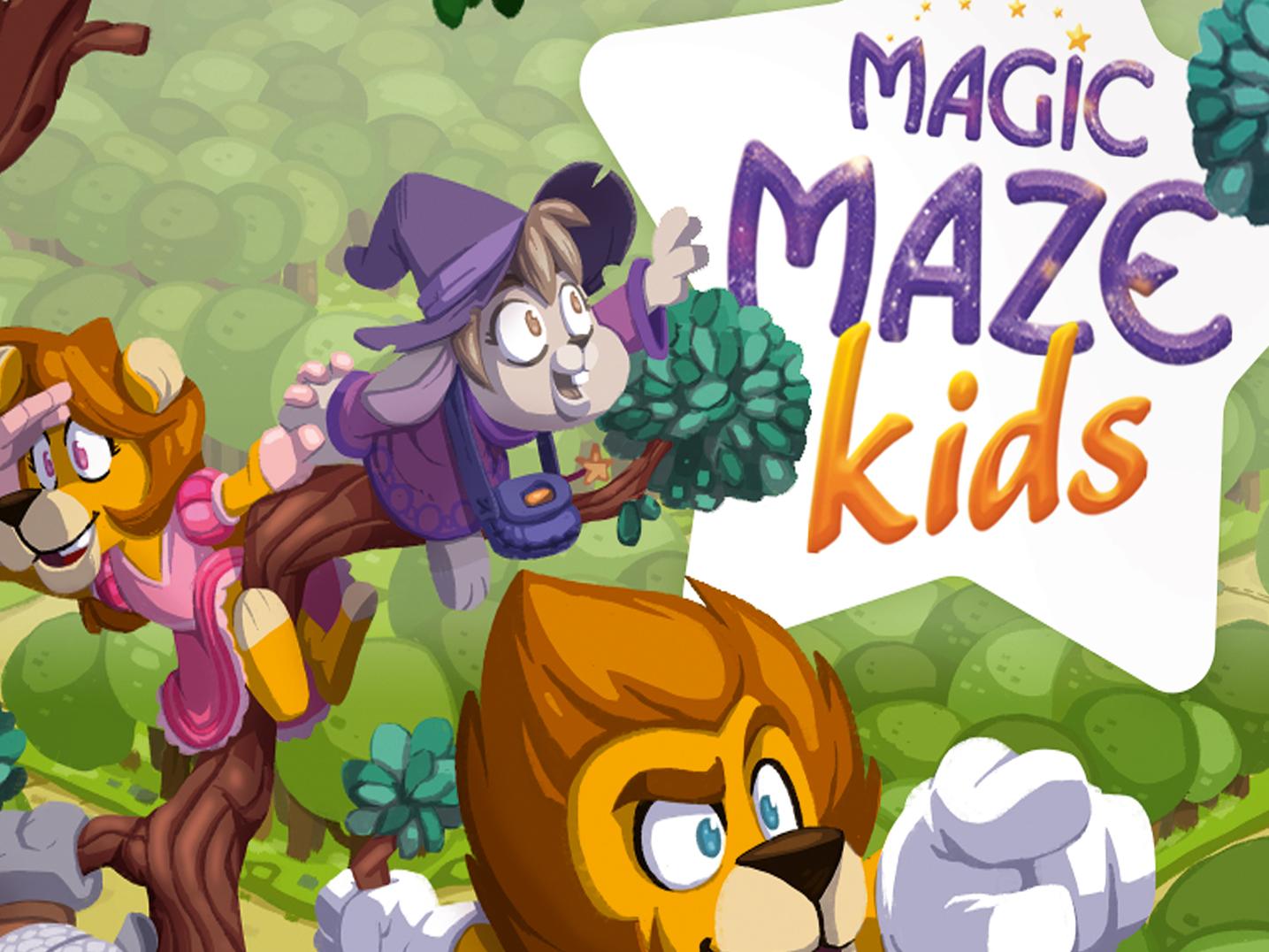 Magic Maze Anleitung