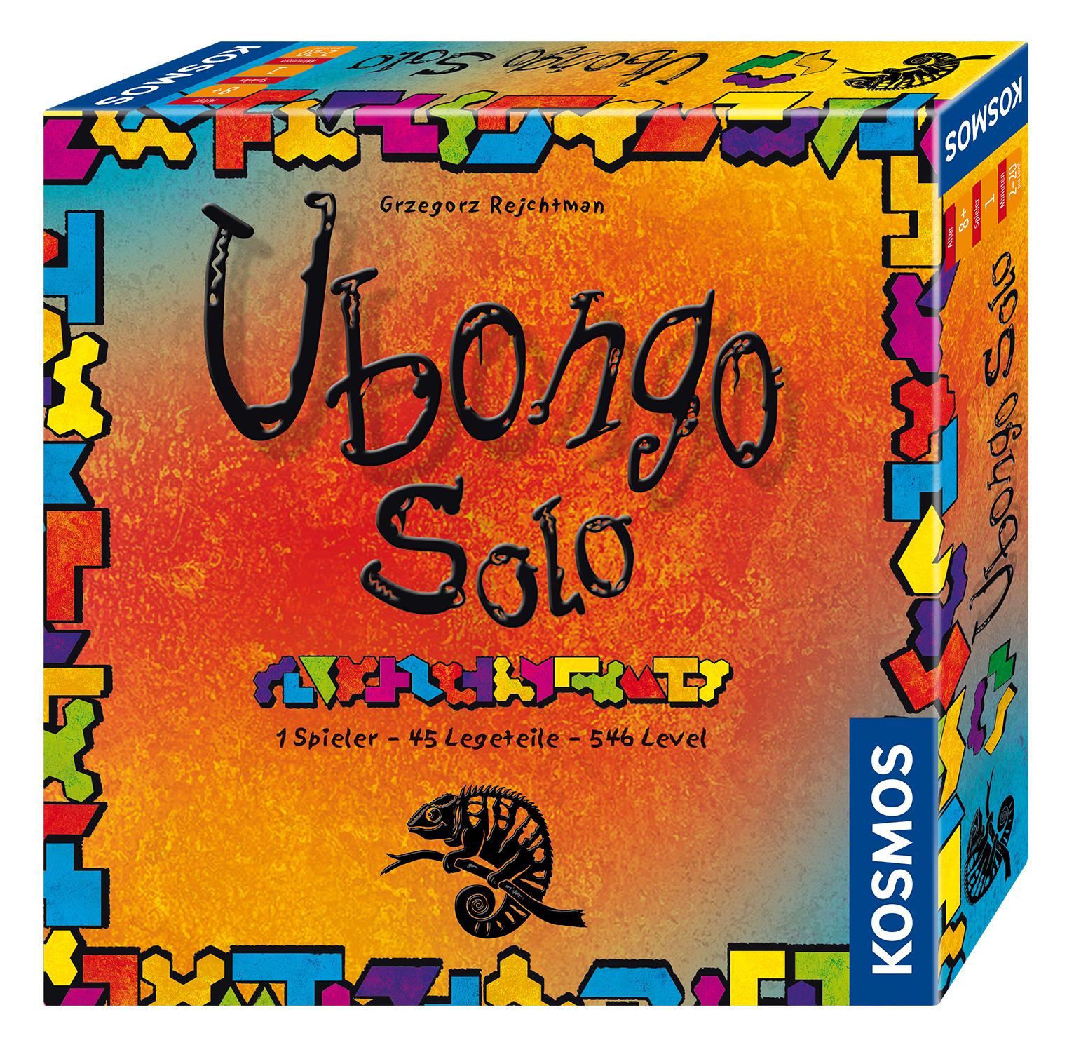 Ubongo Anleitung