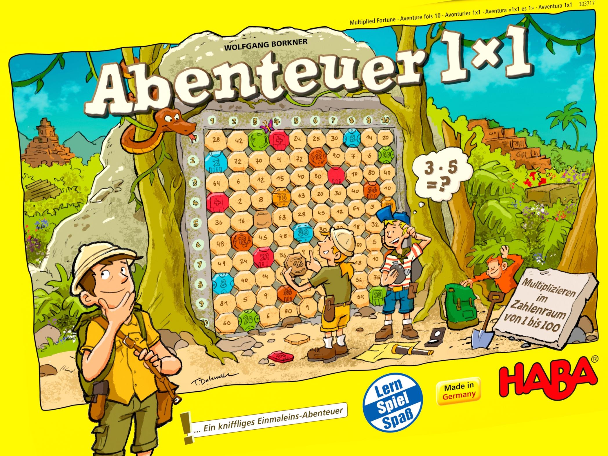 Abenteuer Spiele