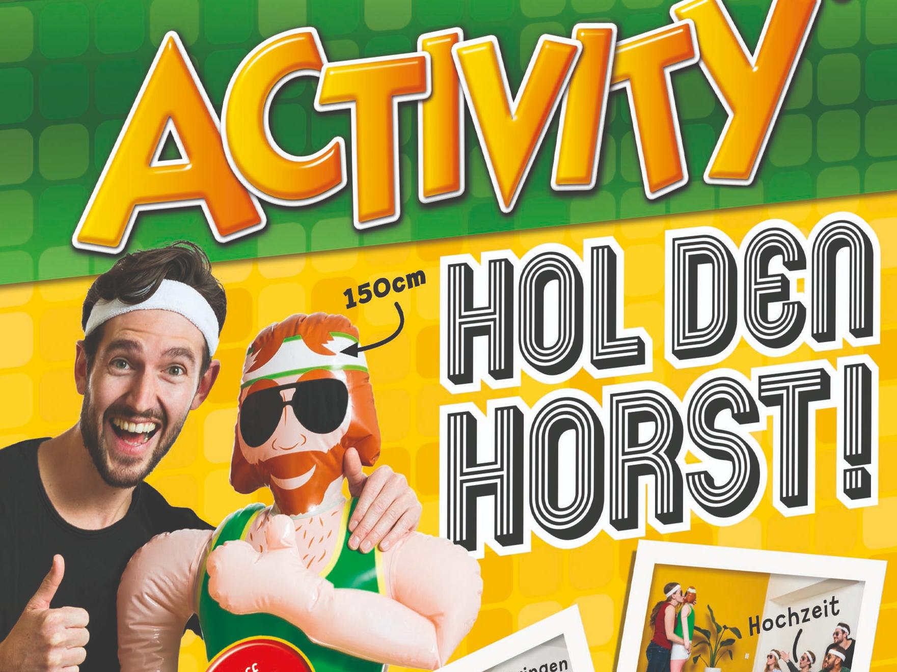 Activity Anleitung
