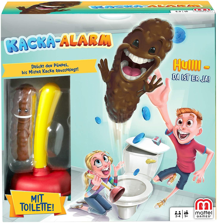 Mattel - Kacka-Alarm