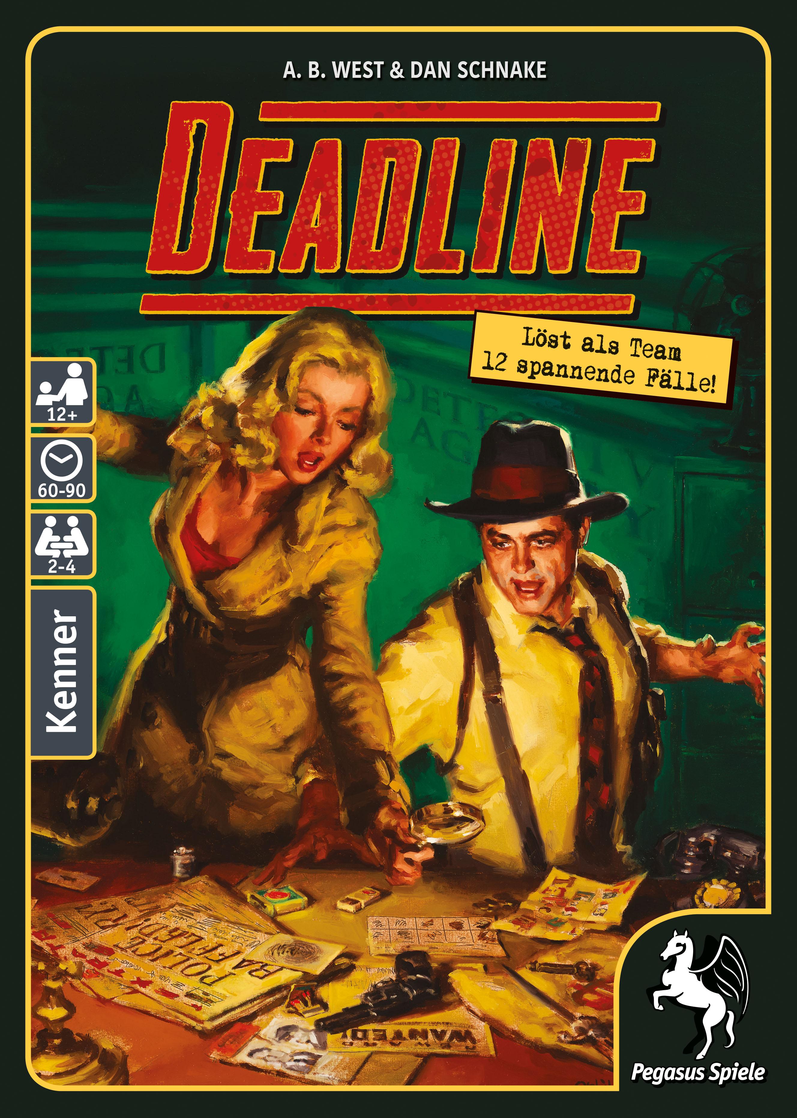 Deadline Spiel